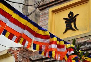 Hanoi flags