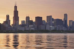 Chicago Skyline photo