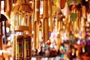 mercado de campanas de viento