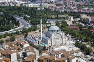 Aerial Istanbul photo
