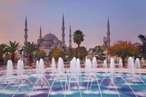Istambul de outono.