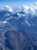 Tha Andes range. photo