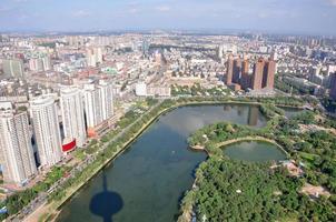 Shenyang City Skyline, Liaoning, China
