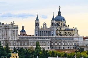 Almudena Cathedral photo