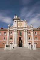 cuartel del conde duque. Madrid, España foto