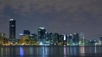 Miami Night Panoramic