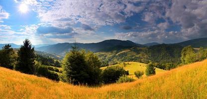 Borzhavskogo range. photo