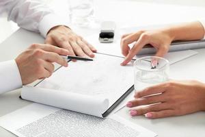 Consultation photo