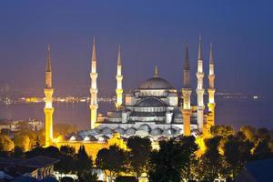 Moschea Blu di Istanbul