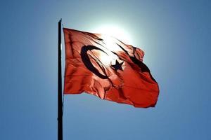 Turkey Flag photo