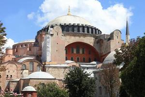 Details of Hagia Sophia photo