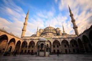 Blaue Moschee photo