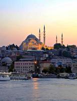 Moschea Suleymaniye