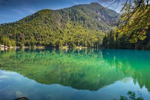 Lago Di Fusine - Mangart Lake in Summer