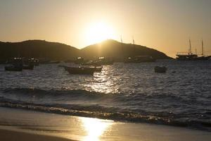 praia orla bardot foto