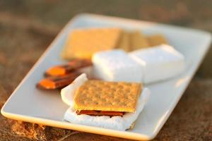 Smores y sus ingredientes