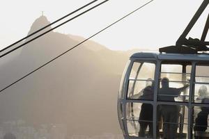 Sugar loaf gondola photo