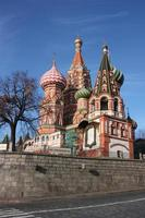 Moscow. Pokrovskiy cathedral photo
