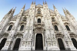 Milan Cathedral photo