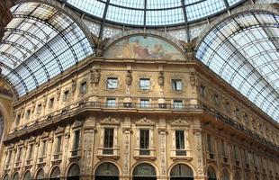 galería de milán