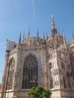 catedral de milán foto