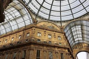 galleria vittorio emanuele ii, Einkaufspassage, Mailand, Italien