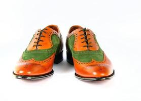 mannen toeschouwer stijl kleding schoenen geïsoleerd