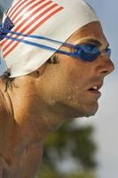 Competitive Swimmer photo