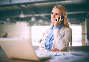 Telephone consultation photo
