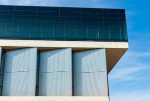 Detail of the New Acropolis Museum