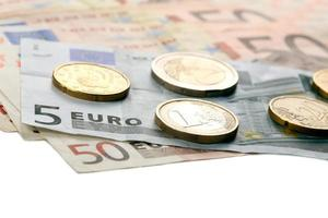 Euro money photo