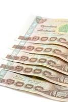Thailand money photo