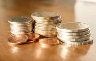 Money, coins photo