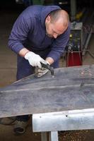 obrero metalúrgico
