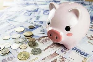 cálculo de negocios financieros foto