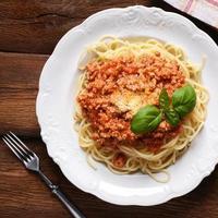 espaguetis foto