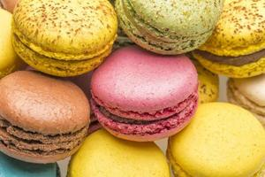 Macarons photo