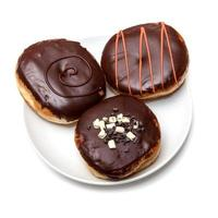 Chocolate donut's