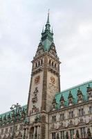 Rathaus - Stadt Hamburg