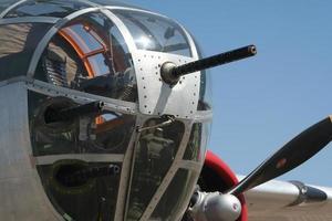 B-25 Gun Detail