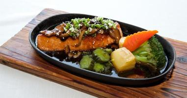 alimentos de fusão japonesa