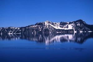 lago del cráter