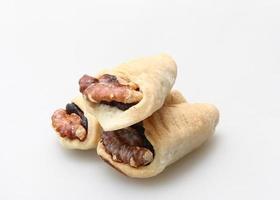 maamoul baklava - pastel de postre levant tradicional foto