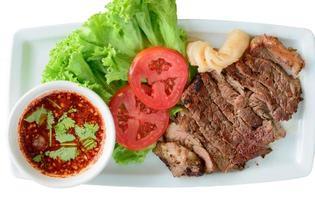Grilled Beef Tenderloin photo