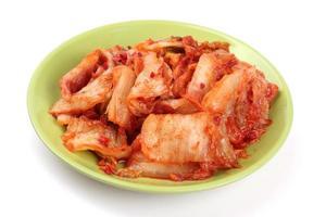 Kimchi (Korean food) photo