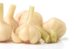 Sweet and sour garlic
