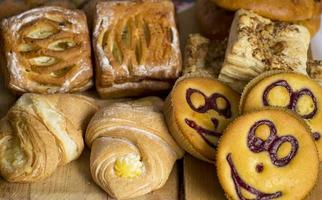 Baked goods photo