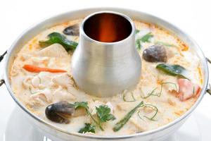 Tom Kha Gai Thai Food