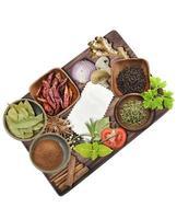 ingredientes de cozinha