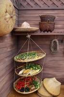 Thailand Kitchen. photo